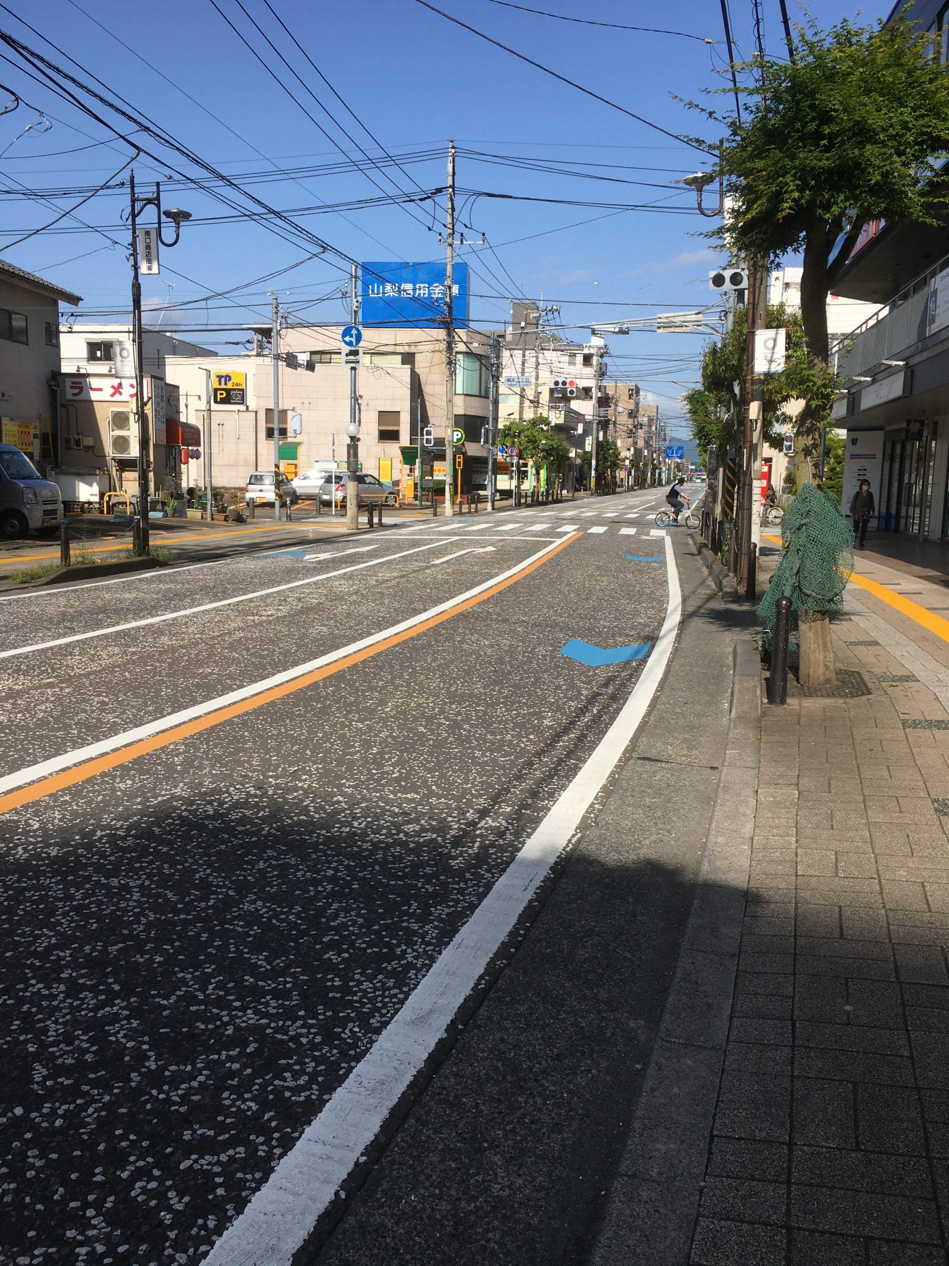 ありし日の橋本駅南口の投稿写真