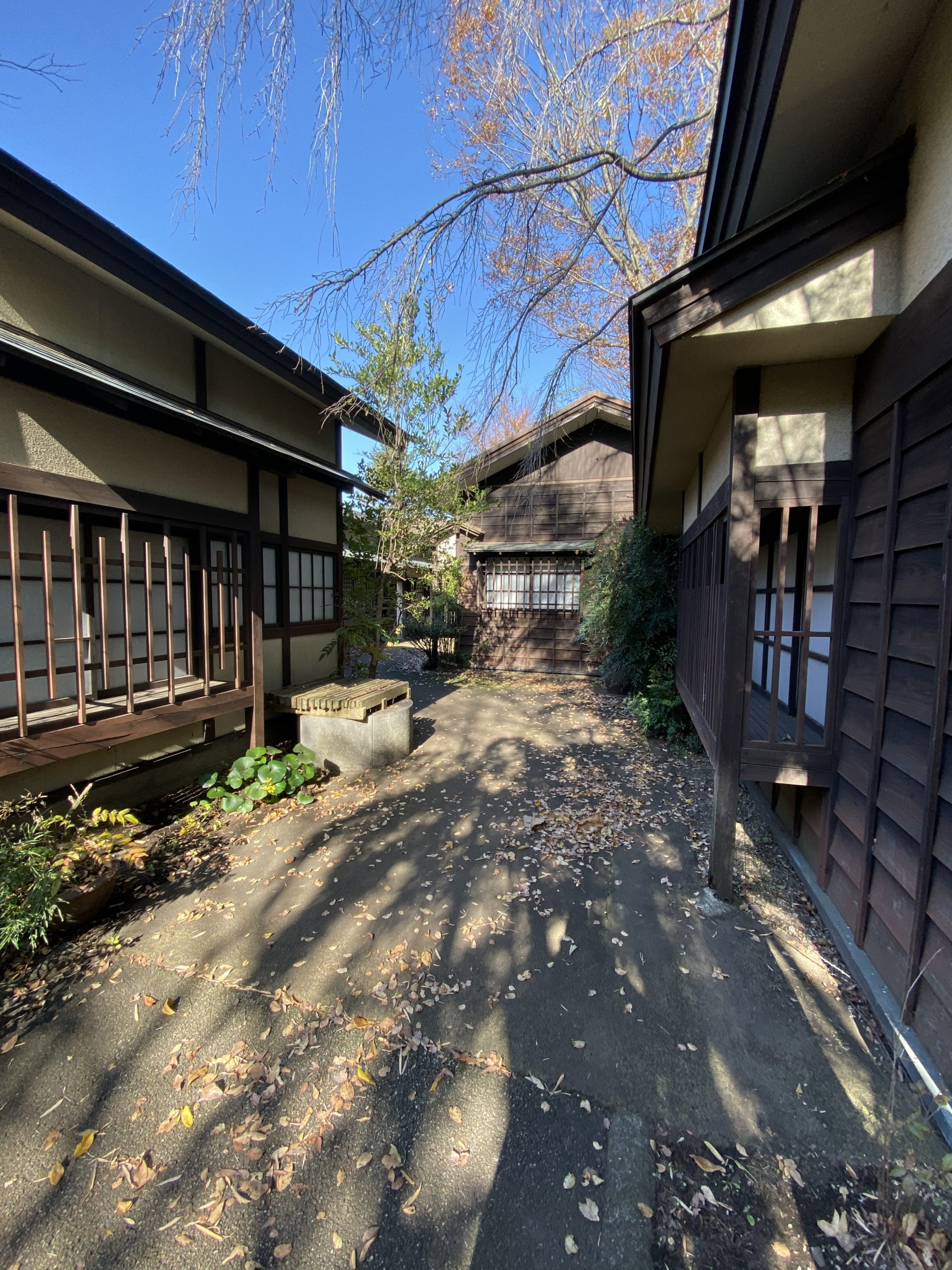 江戸の裏路地の投稿写真