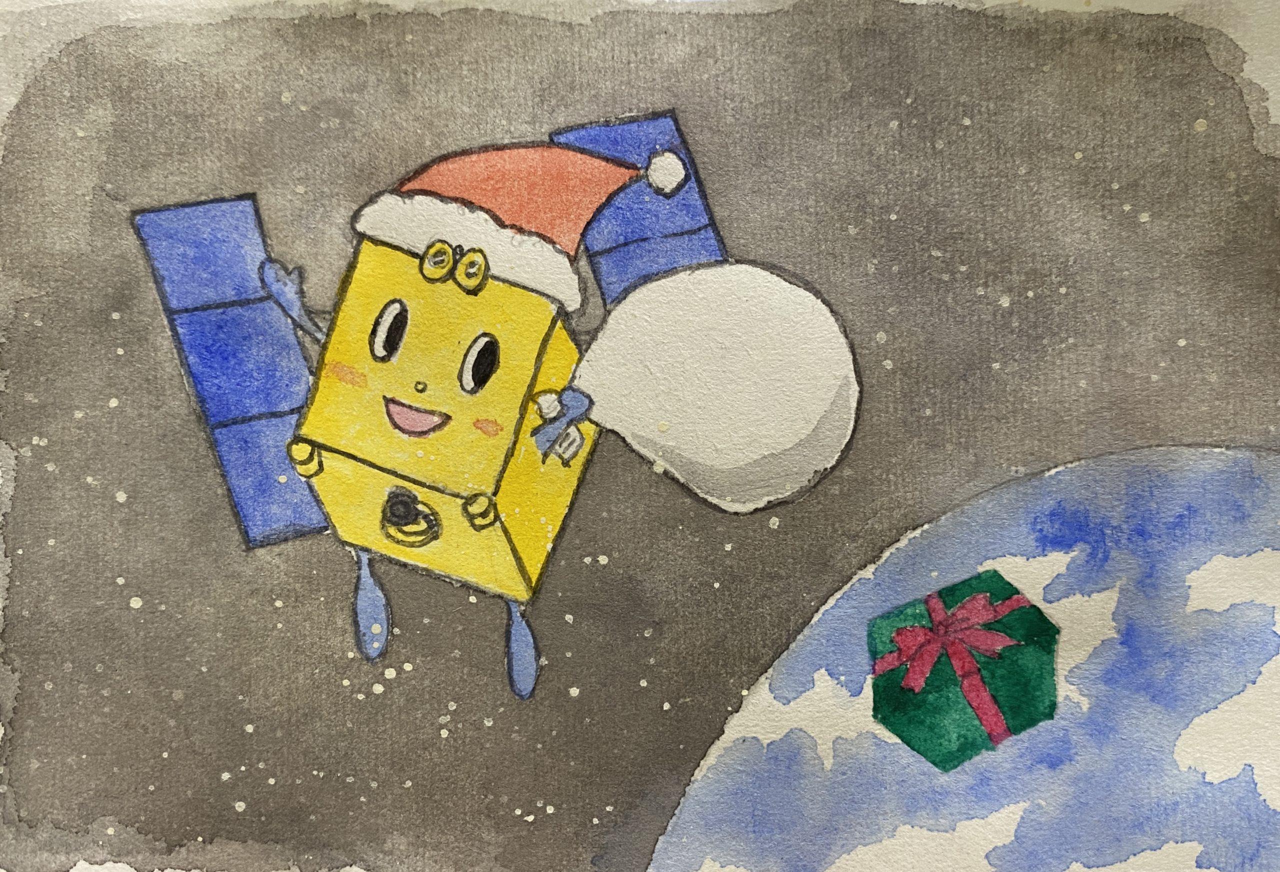 宇宙からの贈り物の投稿写真