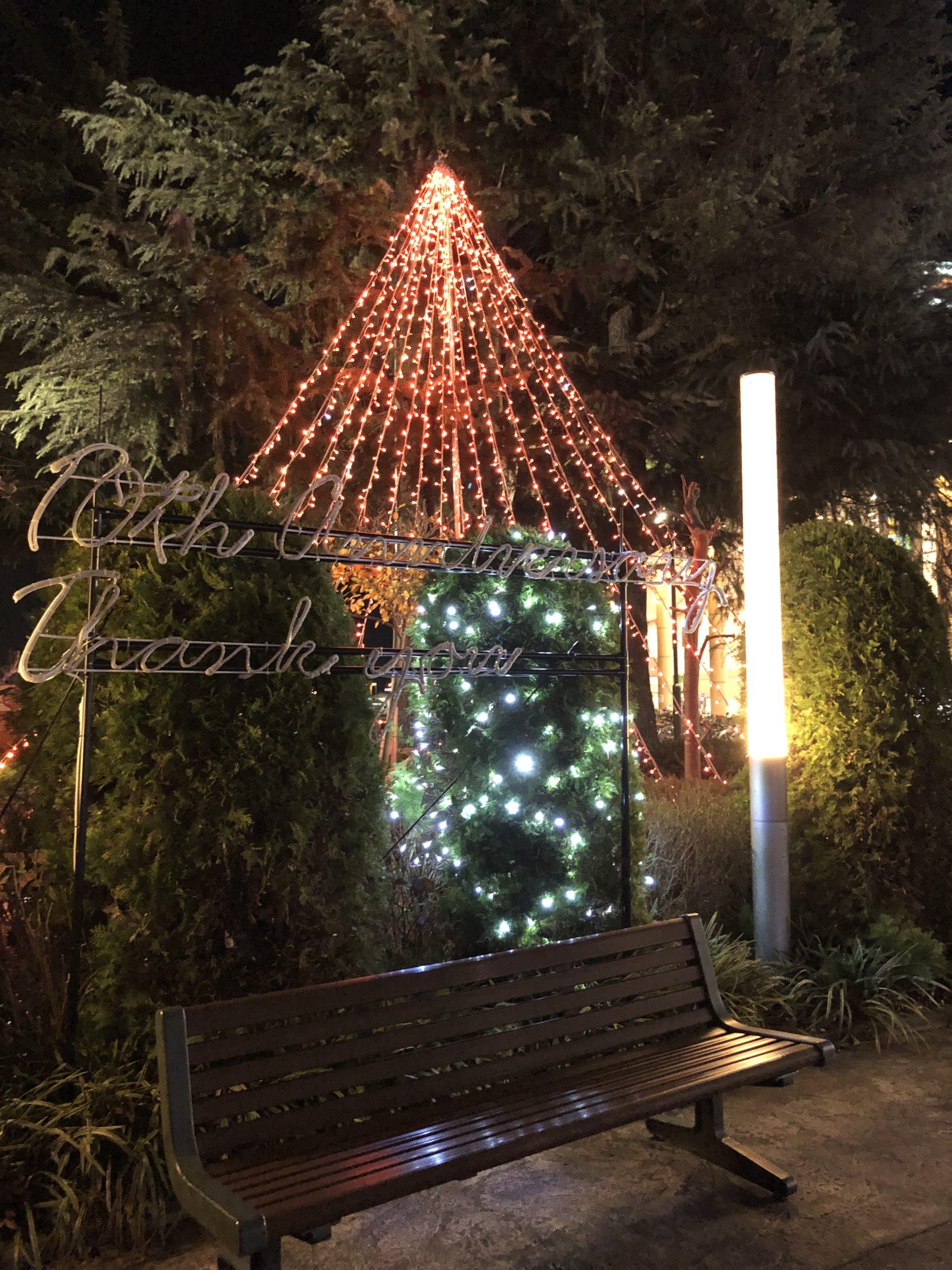 クリスマスイルミネーションの投稿写真