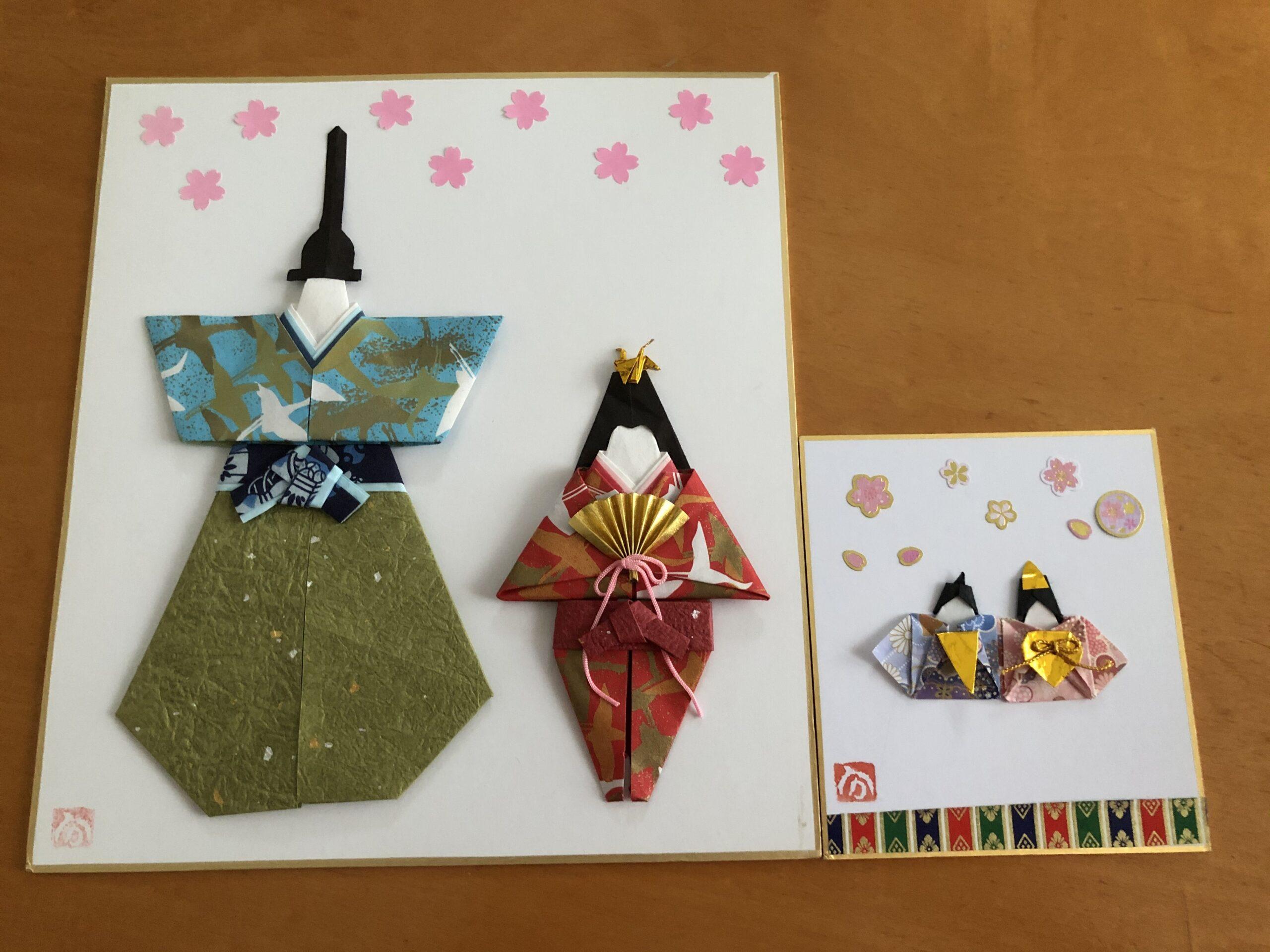 折り紙雛の投稿写真