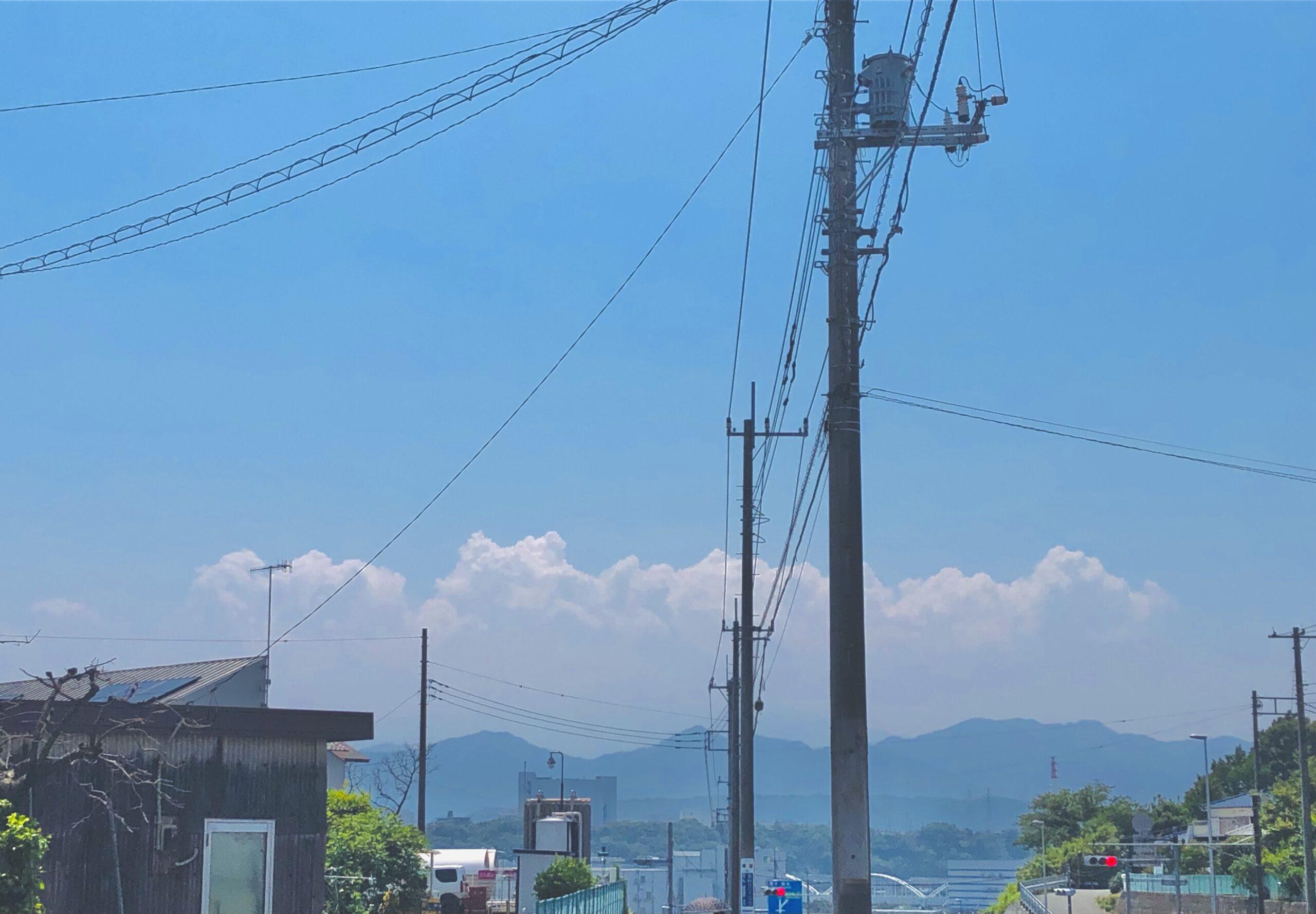 夏らしい雲になってきた気がする!の投稿写真